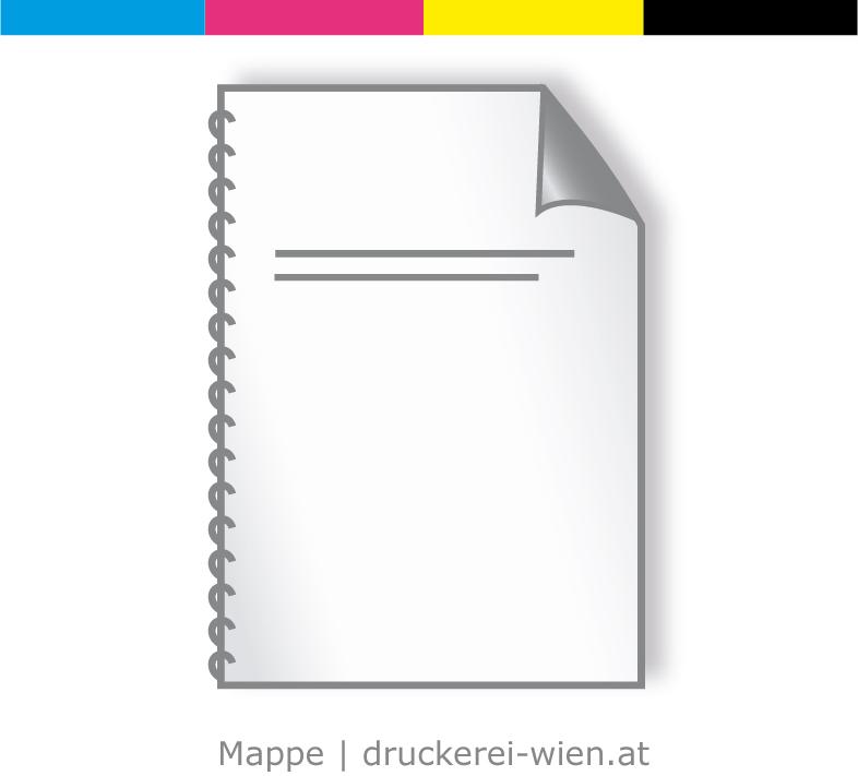 Mappe | Präsentationsmappe | Design | Ringmappe
