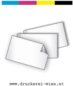 Druckerei Visitenkarte